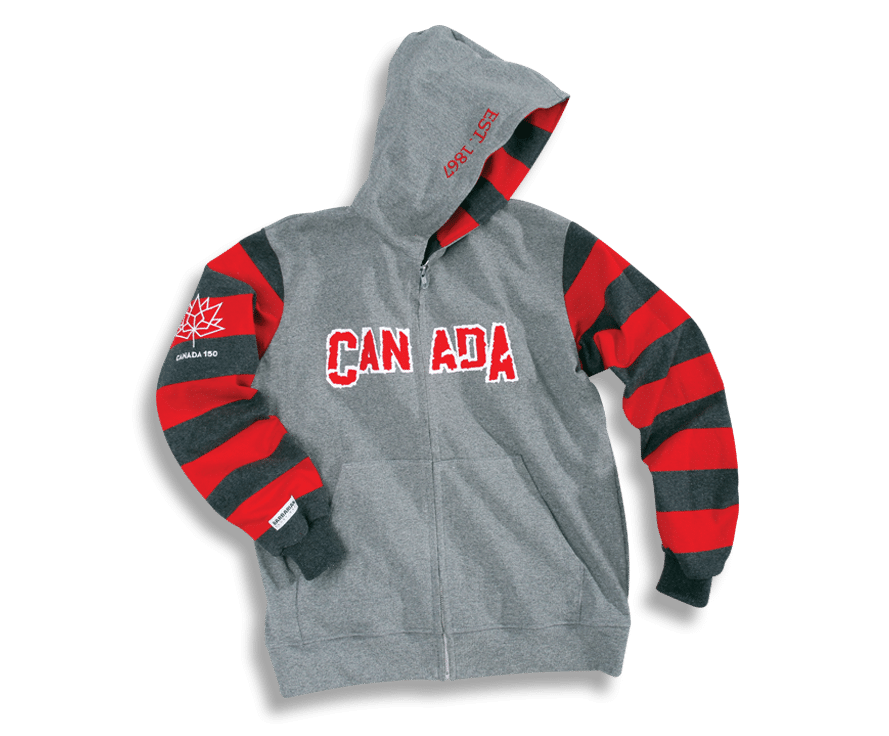 Canada 150 Shirts and Hoodies